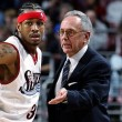 Allen Iverson Larry Brown