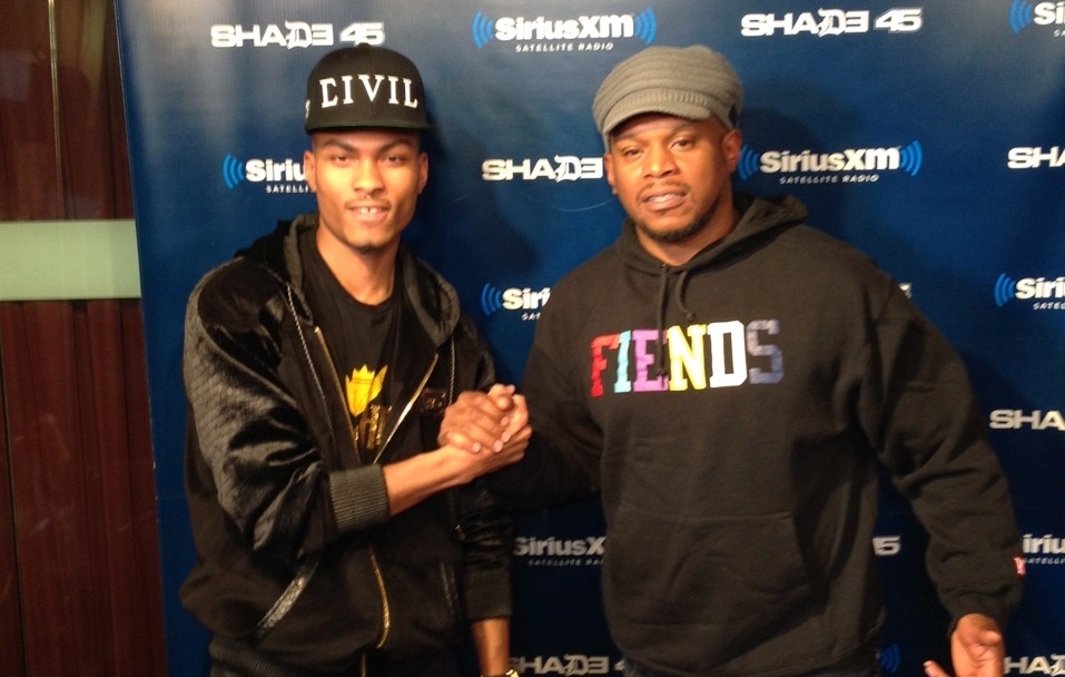 Rahzel Jr, Sway Calloway, Sway in the Morning, Rahzel, The Roots