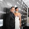 Kenneth Cole and Rihanna
