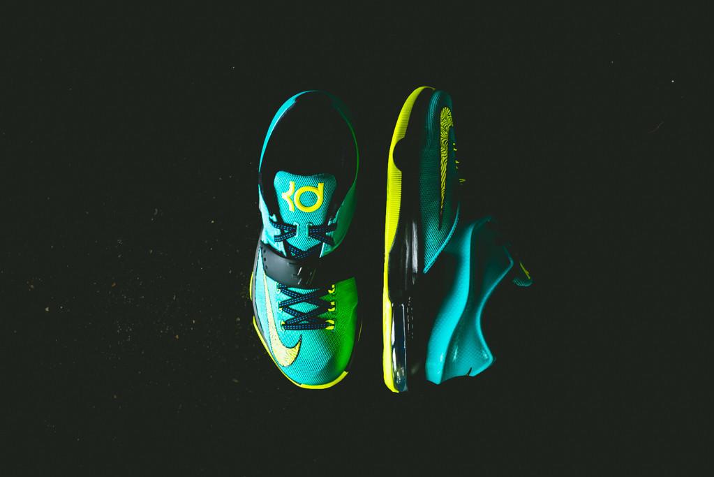 Nike KD  Uprising