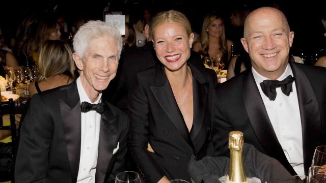 Richard Bucklet and Gwyneth Paltrow