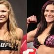 Ronda and Cat 1