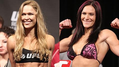 Ronda and Cat