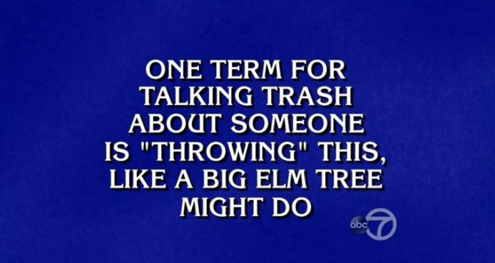 Jeopardy No Shade Nicki Minaj Alex Tribeck
