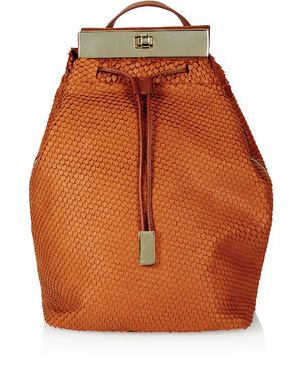 topshop, premium lasercut backpack, streetstyle, her source vices,