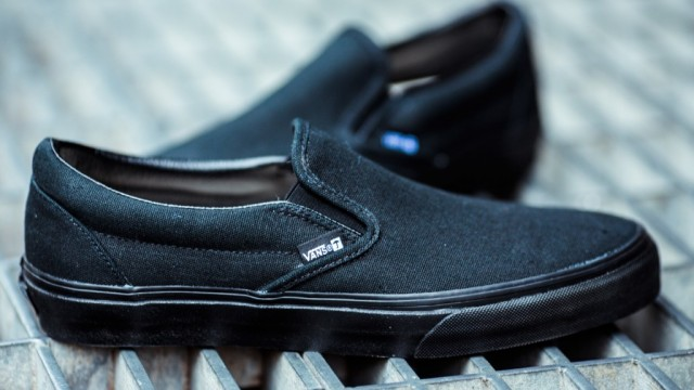 da7021a5bb9 Vans Collaborates With Chef Tyler Kord To Create Kitchen-Friendly ...
