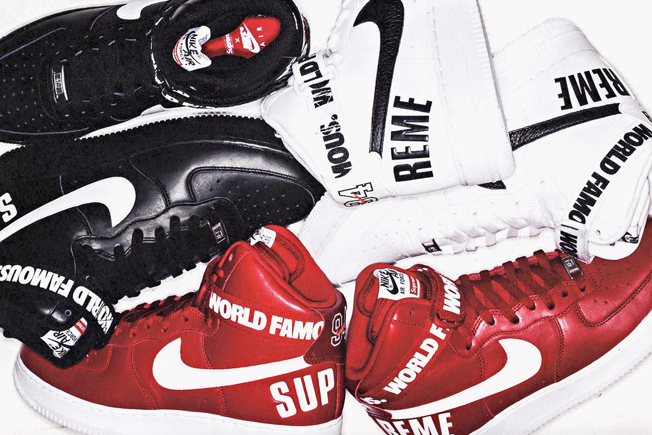 Latest Pickup: Nike Air Force 1 aus dem