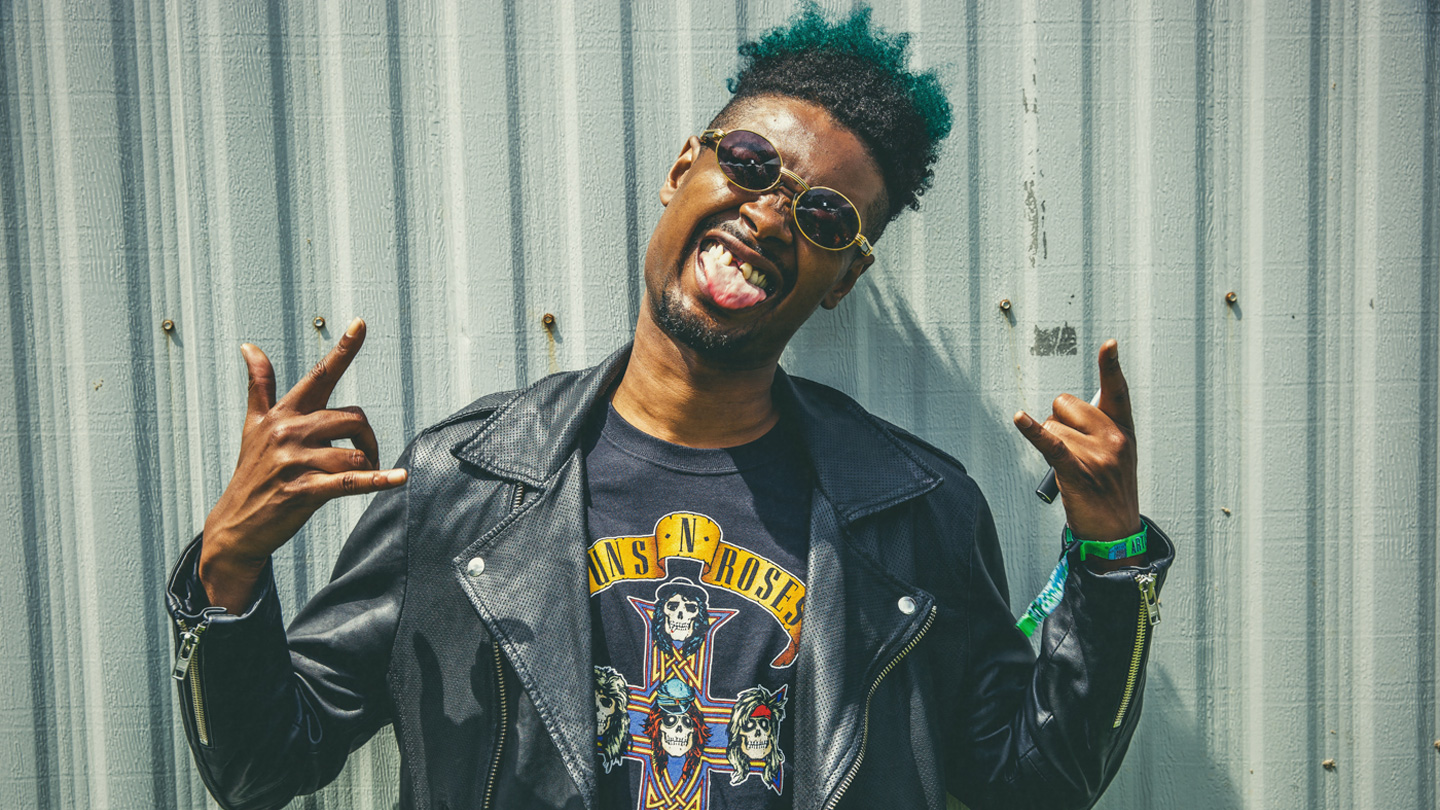 Album of the Year 2016 #10: Danny Brown - Atrocity