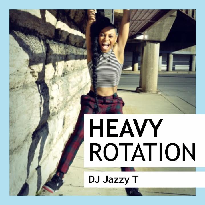 heavy rotation, dj jazzy t, 101 The Beat Jamz, Nashville DJ Jazzy T,