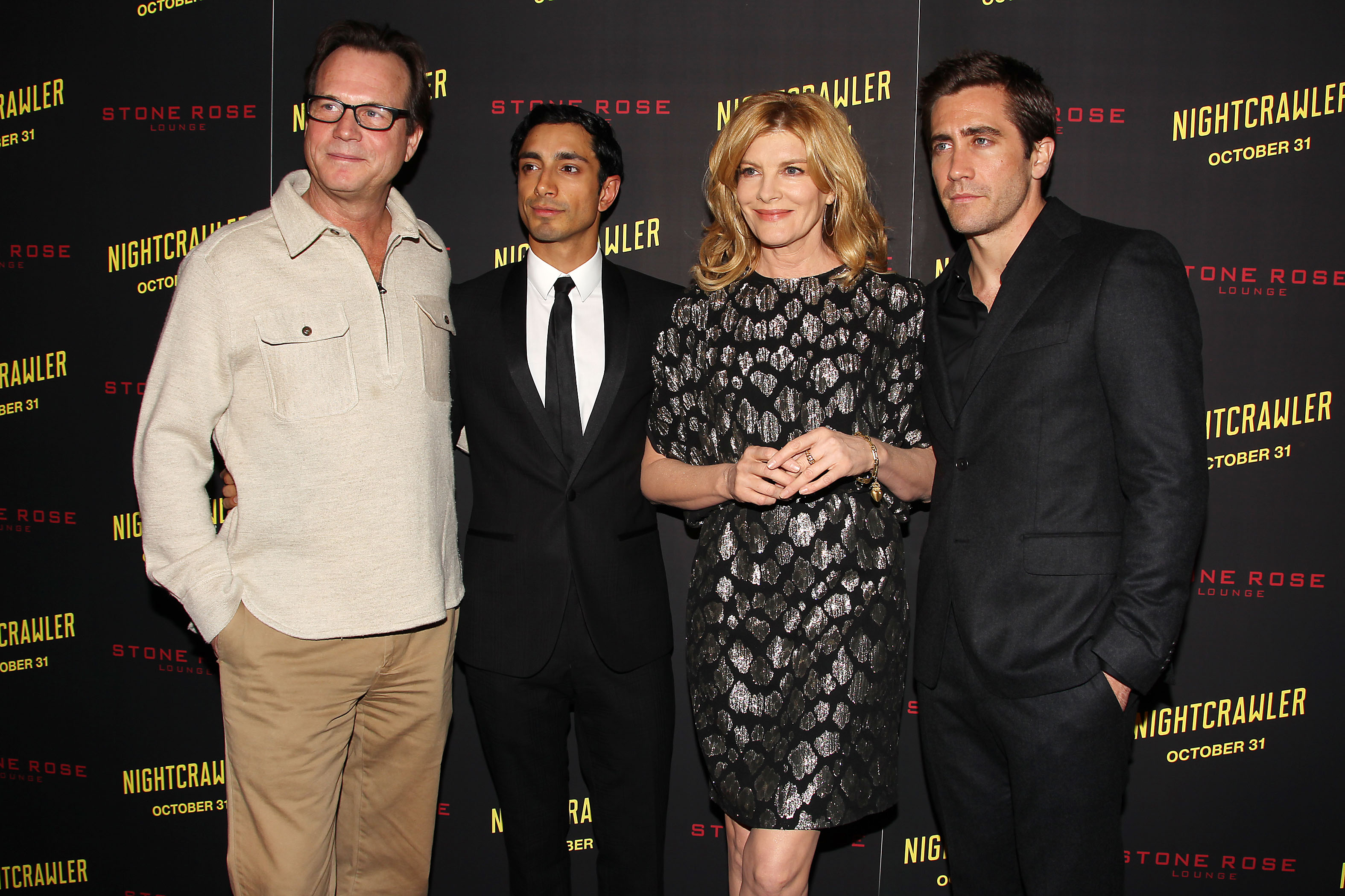 "Open Road & Bold Films' Presents The New York Premiere of ""NIGHTCRAWLER"""