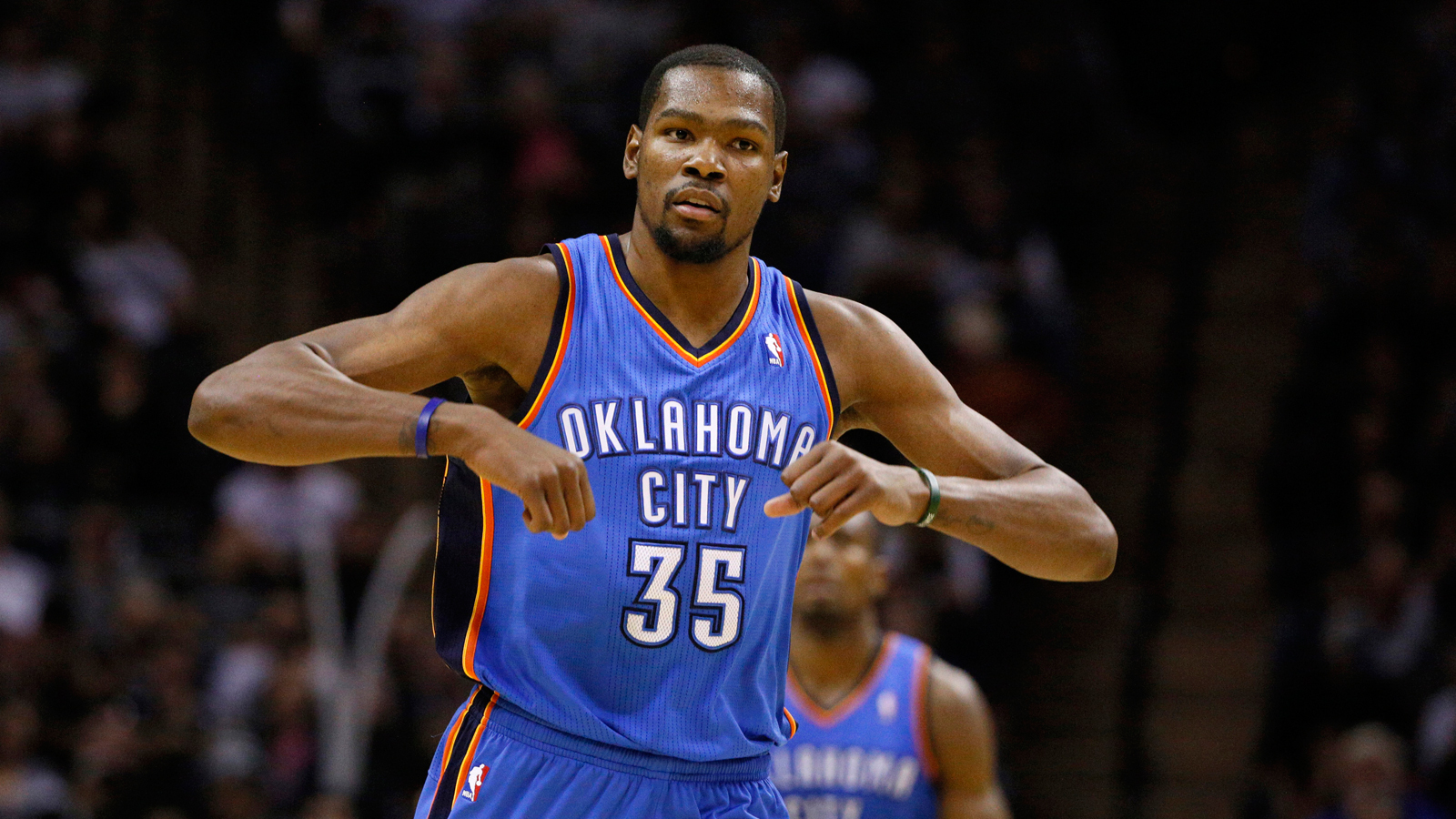 0ed8bf2970c0 OKC Thunder Confident In Resigning Kevin Durant After Meeting
