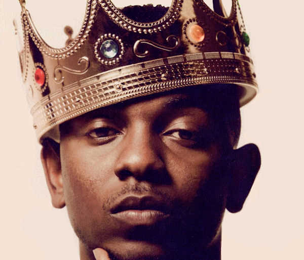 kendrick lamar crown