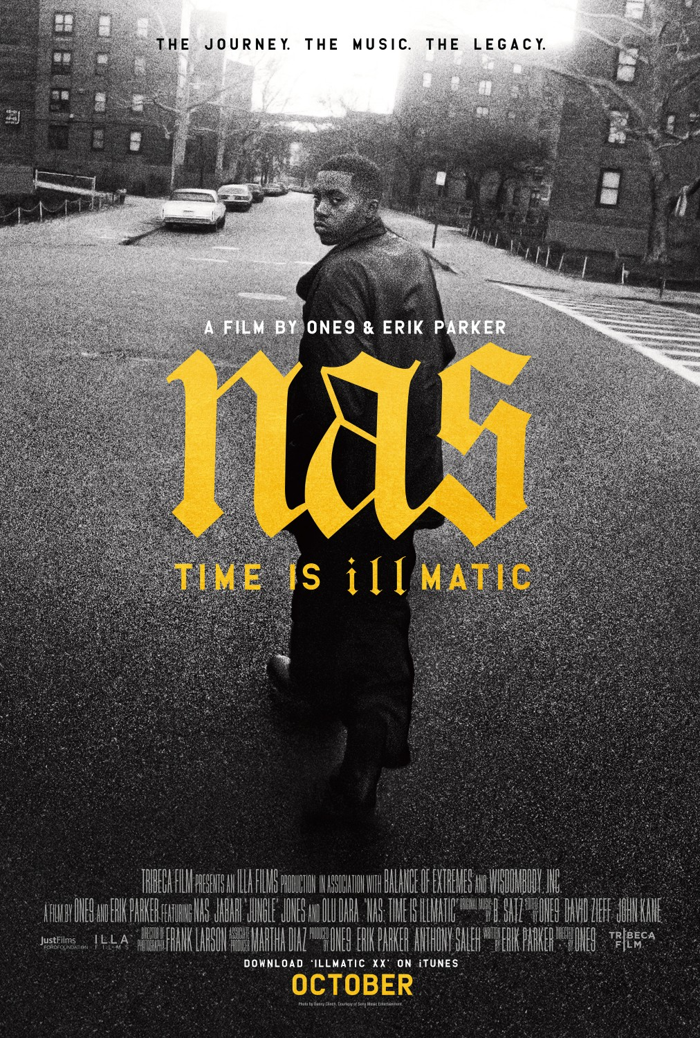 nas time is illmaticlg