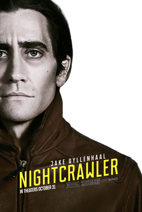 Nightcrawler starring jake gyllenhaal dating