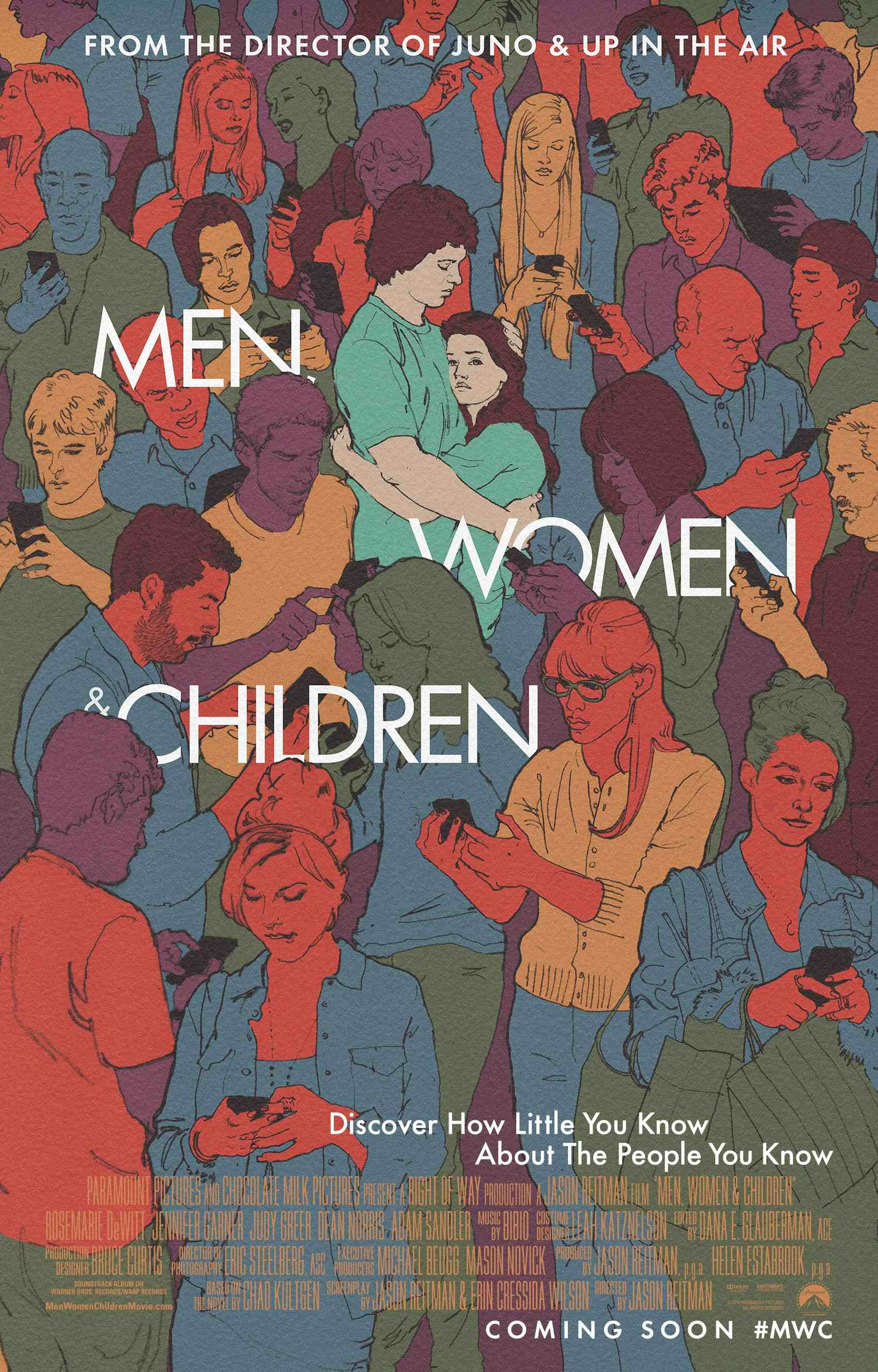 poster trailer for jason reitman s men women children has arrived b c cd bdfa aefbb