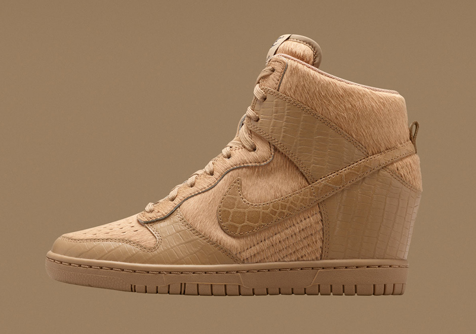 undercover nike dunk sky hi collection