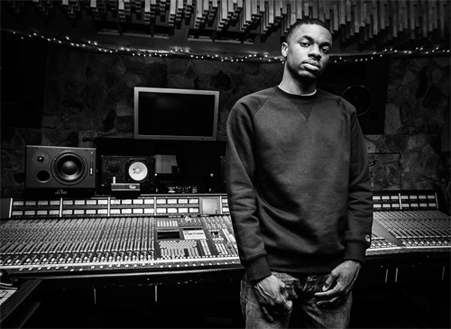vince staples studio