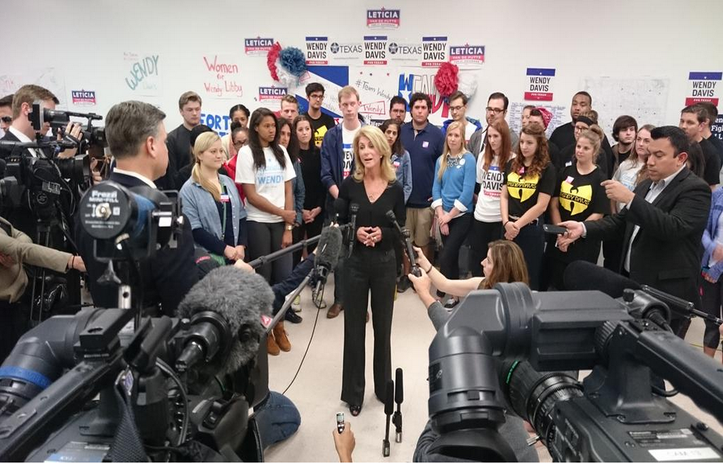 Wendy Davis Texas Female governor candidate wu-tang clan wu tang rick perry wins loses t shirt
