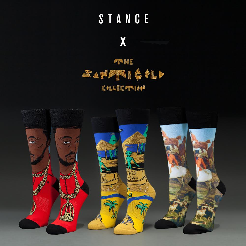 Stance x The Santigold Collection