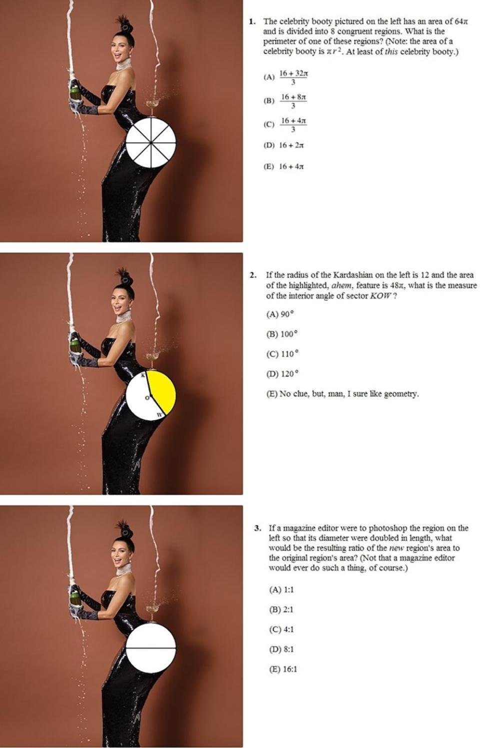 Kim Kardashian Mah Problems