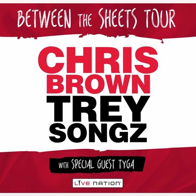 between the steets tour