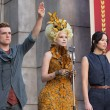 Hunger Games Three Finger Salute
