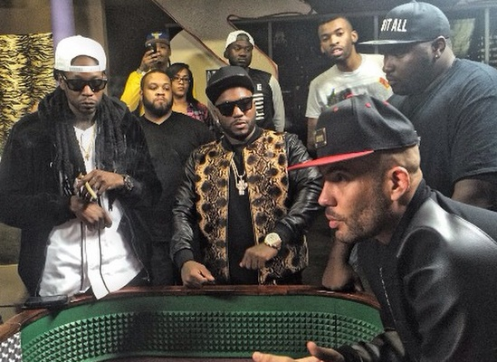 "dd754b69facd Watch DJ Drama s ""Right Back"" Featuring Young Jeezy"