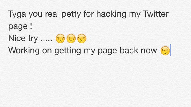 hacked