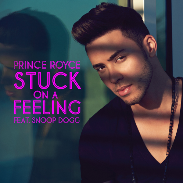 prince royce stuck on a feeling