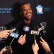 USP NBA: MILWAUKEE BUCKS AT BROOKLYN NETS S BKN USA NY