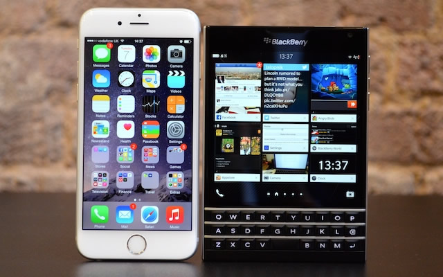 BlackBerry Passport Photo