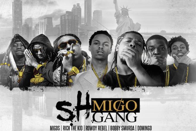 Bobby Shmurda and Migos to Release Shmigo Gang Mixtape