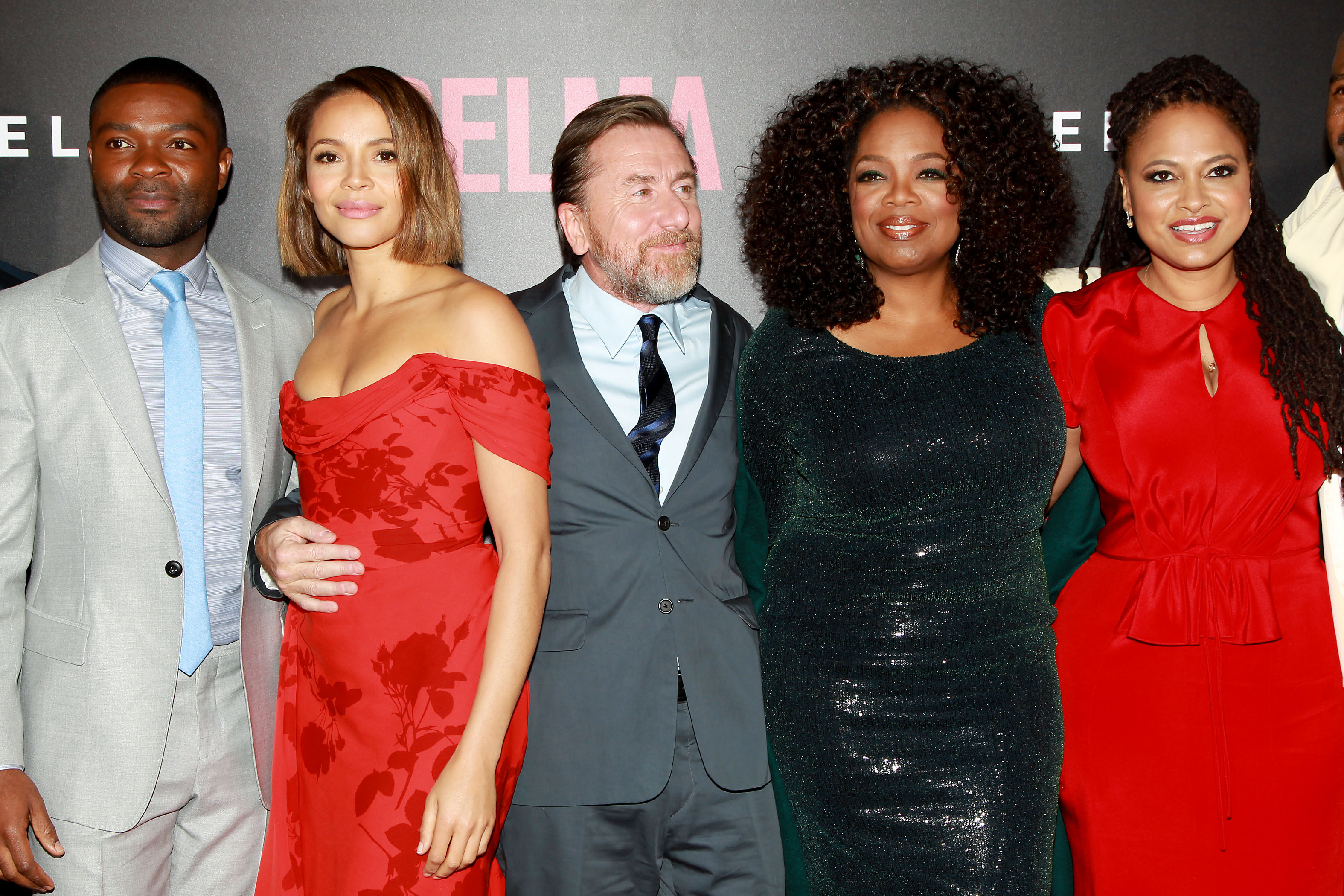 "Paramount Pictures Presents The New York Premiere of ""SELMA"""