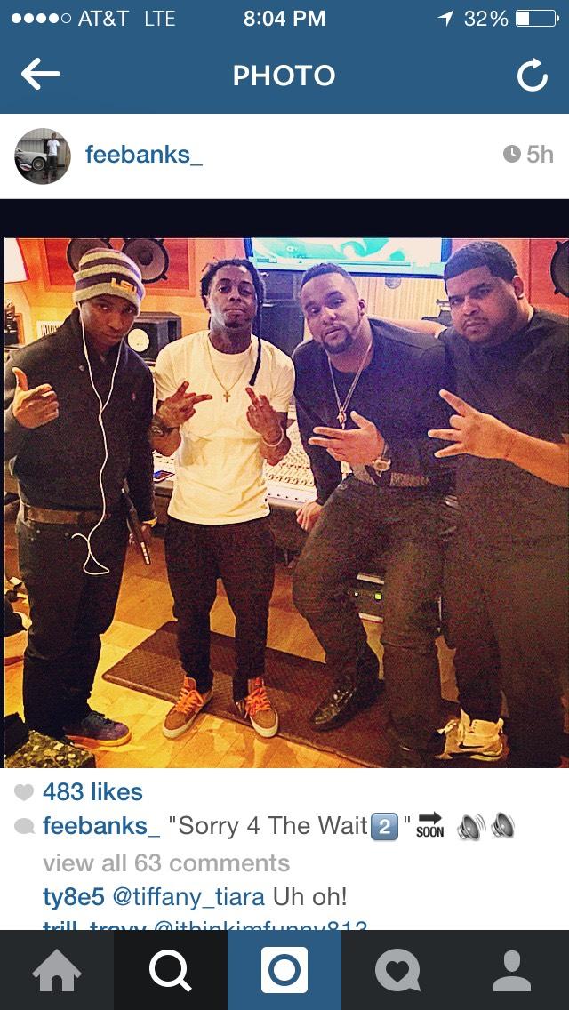 Lil Wayne Sorry 4 The Wait 2 Tha Carter V