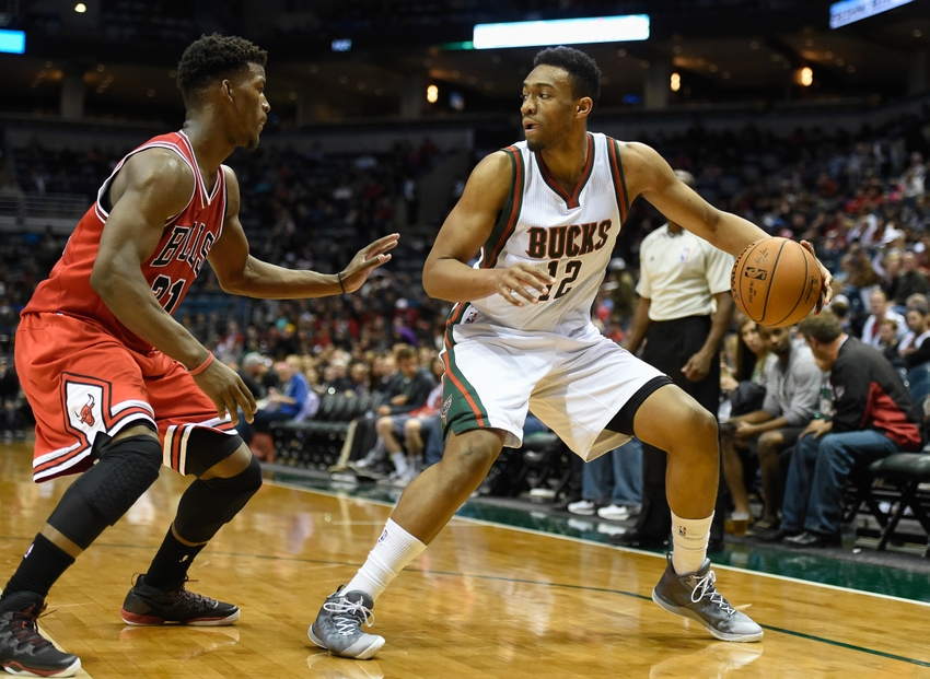 Milwaukee Bucks Rookie Jabari Parker Out For The Season ... Jabari Parker Jordans