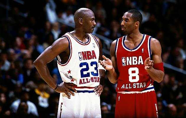 Kobe vs MJ