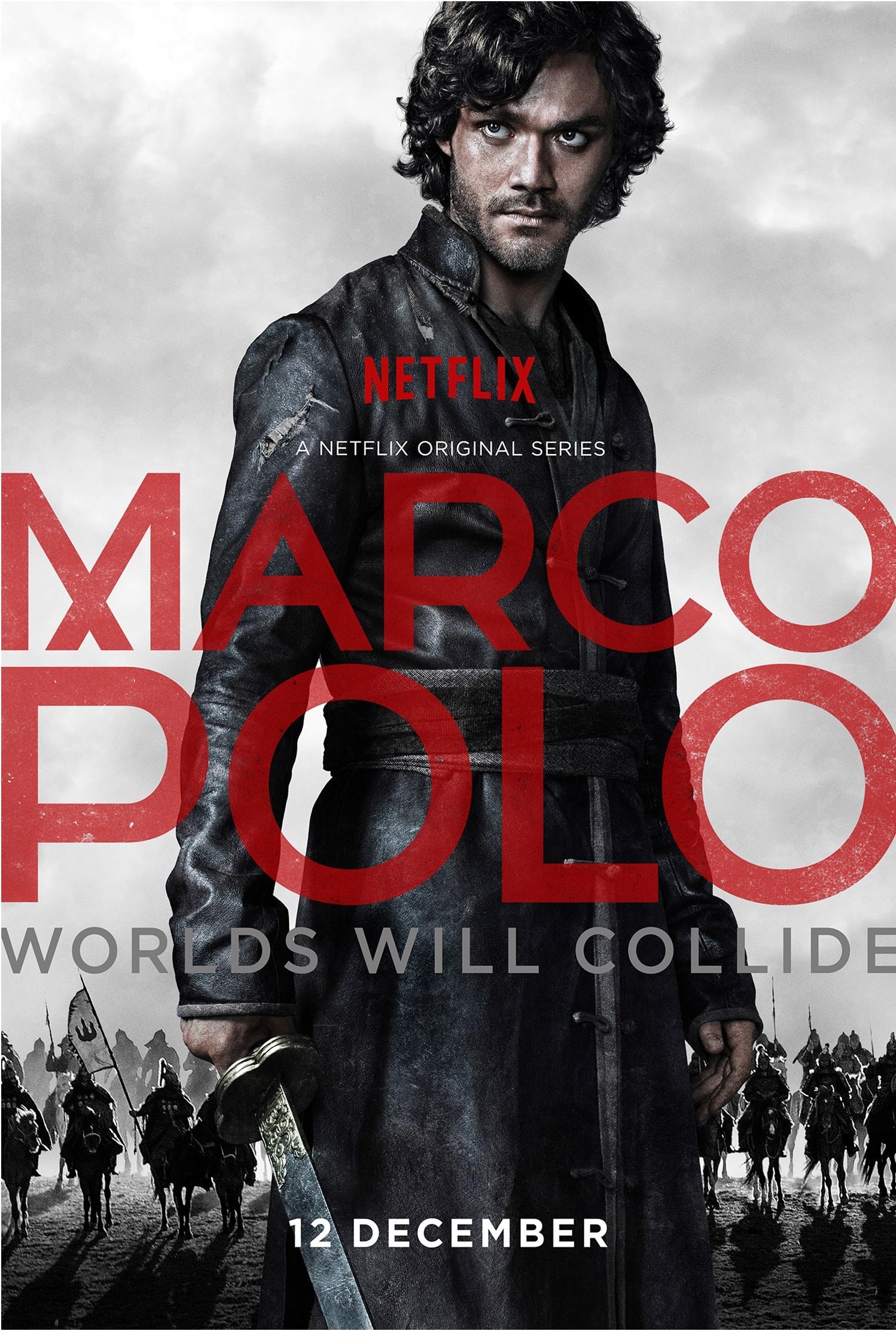 Marco Polo Serie Staffel 3