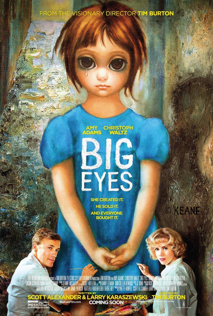 Big Eyes Film