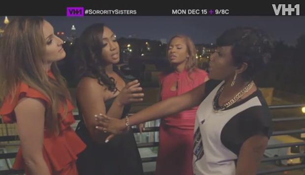 VH1's Sorority Sister's