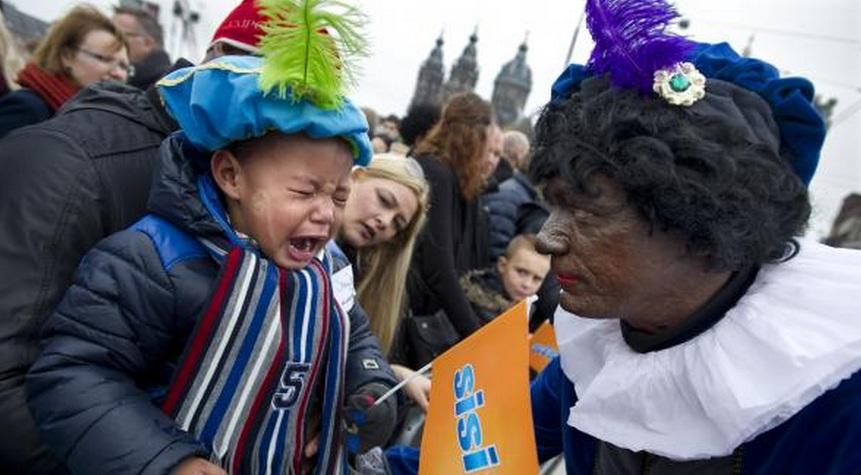 Netherlands Black People