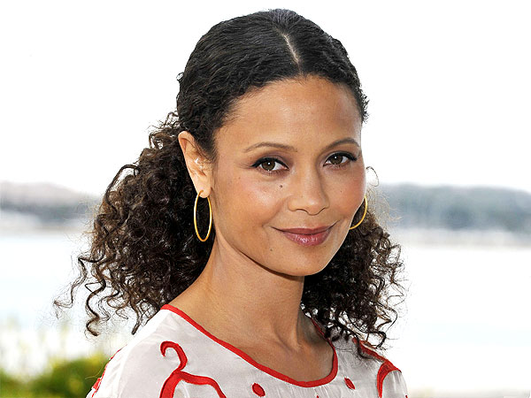 thandie newton vegetarian