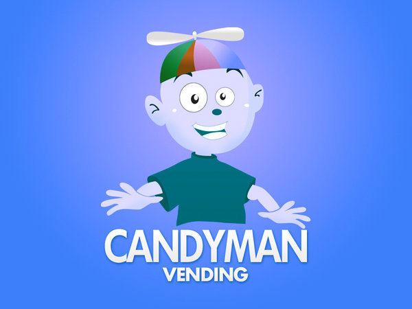 Candyman Vending Service logo