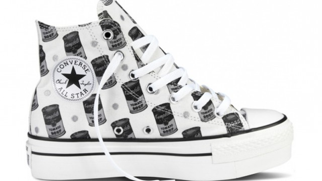 25516aaf482a Converse Chuck Taylor All Star Andy Warhol Lux large.  Converse Chuck Taylor All Star Andy Warhol Platform large