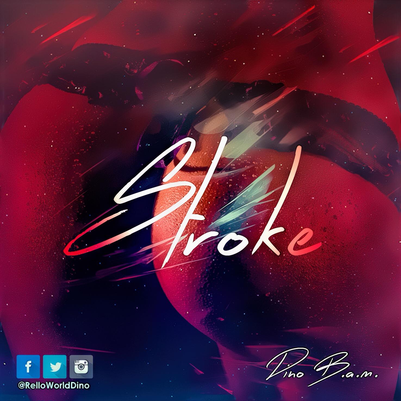Dino Bam, Stroke, 2015, New, VA