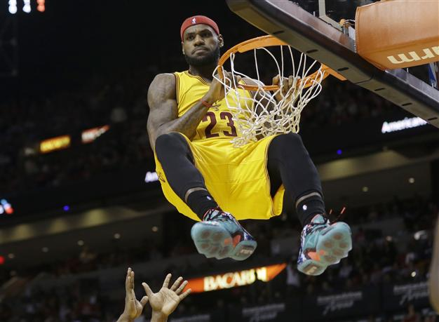 This New Website Is Devoted To Getting LeBron James In ...