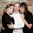 Saoirse Ronan Cynthia Nixon and Nikole Beckwith attend ChefDance  Presented By Victory Ranch