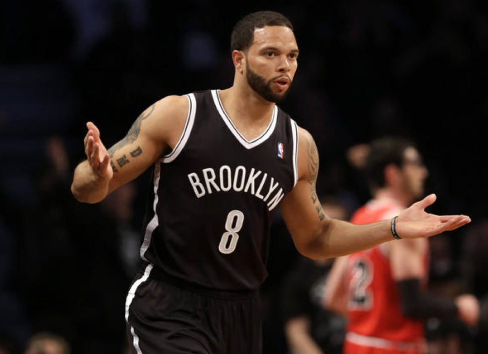 a37ad80d379 OpEd] Did Deron Williams Ruin the Brooklyn Nets? | The Source