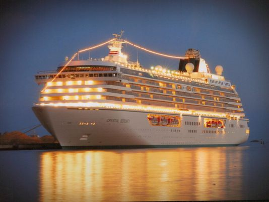 Woman Pays K Per Year To Live On A Cruise Ship The Source - Living and working on a cruise ship