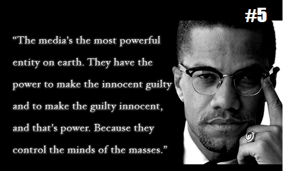 X Quote Beauteous Top 5 Malcolm X Quotes From Facebook #xlife  The Source