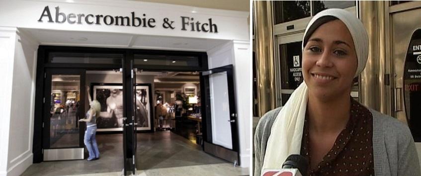 Abercrombie Fitch Samantha Elauf